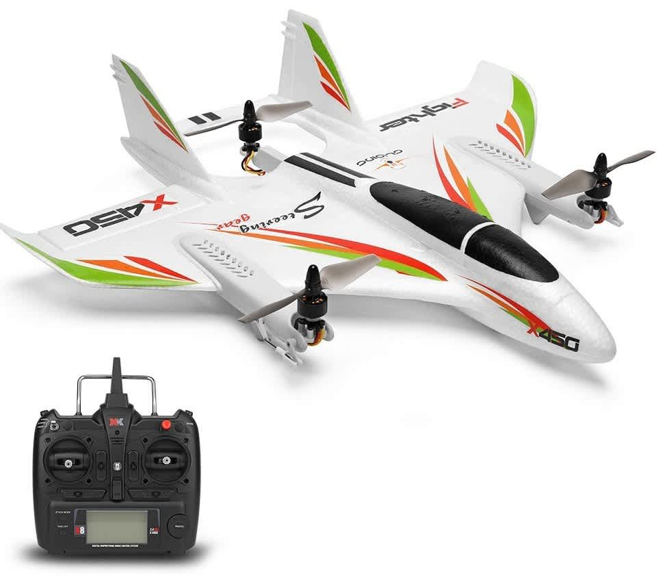 WLtoys XK Fixed-Wing RC Airplane