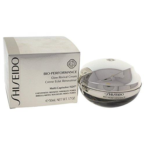 Shiseido Bio Performance Glow Revival Cream, 1.7 Ounce