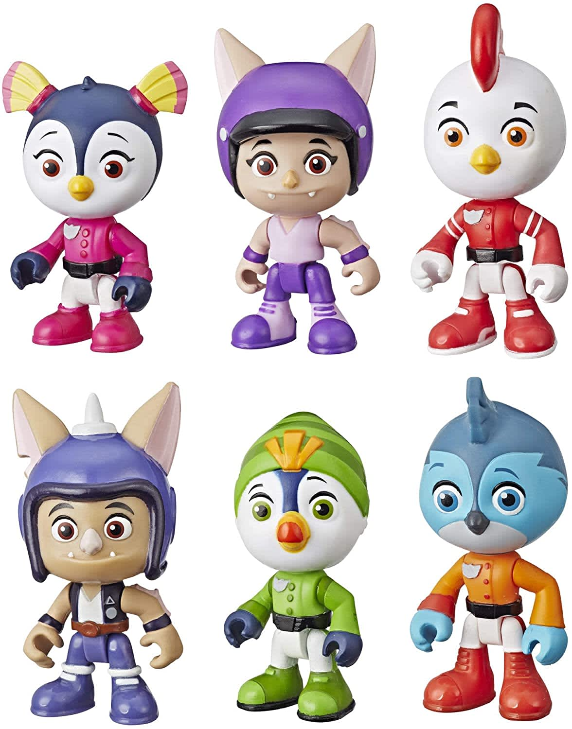 Hasbro Top Wing 6-Character Collection Pack
