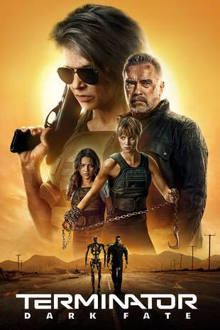 Digital HD Movie Rentals: Terminator: Dark Fate or Playing With Fire