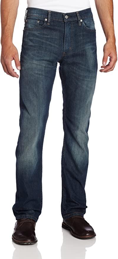 Levi's 李维斯 513系列 修身直筒 男式牛仔裤