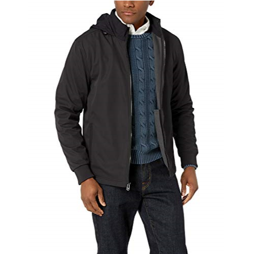 Cole Haan Men's Modern Soft Shell Jacket