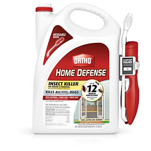 Ortho 家庭装强劲杀虫剂防虫剂,室内外可用!1.33加仑
