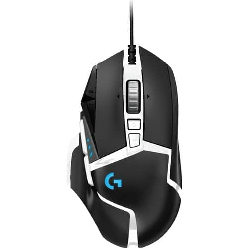 Logitech G502 Hero SE Wired Optical RGB Gaming Mouse