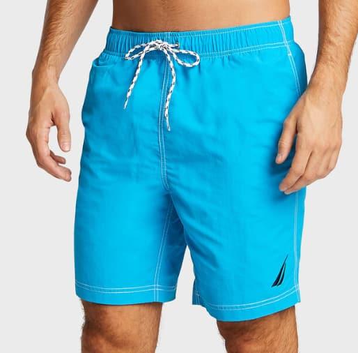 Nautica: New Tack Packable Large Tote $12, Men's Swim Trunks