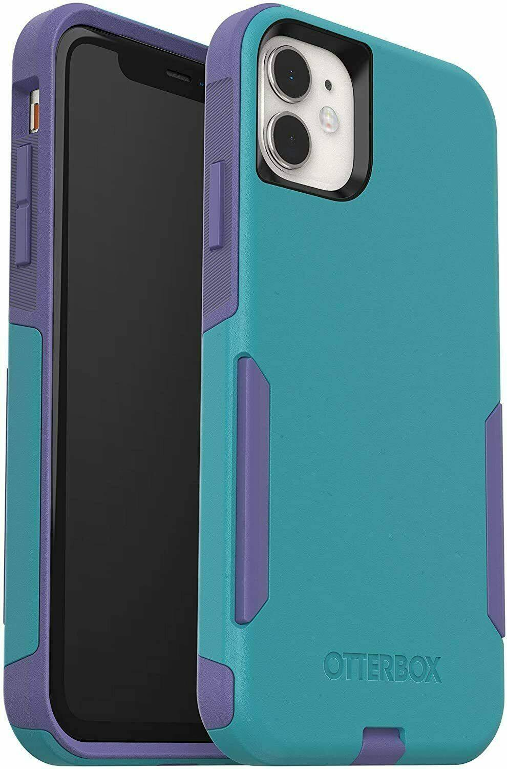 OtterBox Commuter Series Compact Case for iPhone 11 (Cosmic Ray)