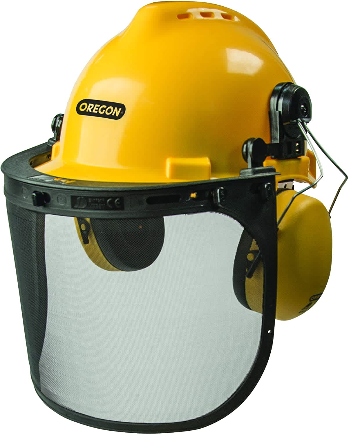 Oregon Chainsaw Safety Protective Helmet With Visor                                                         Oregon Chainsaw Safety Protective Helmet With Visor