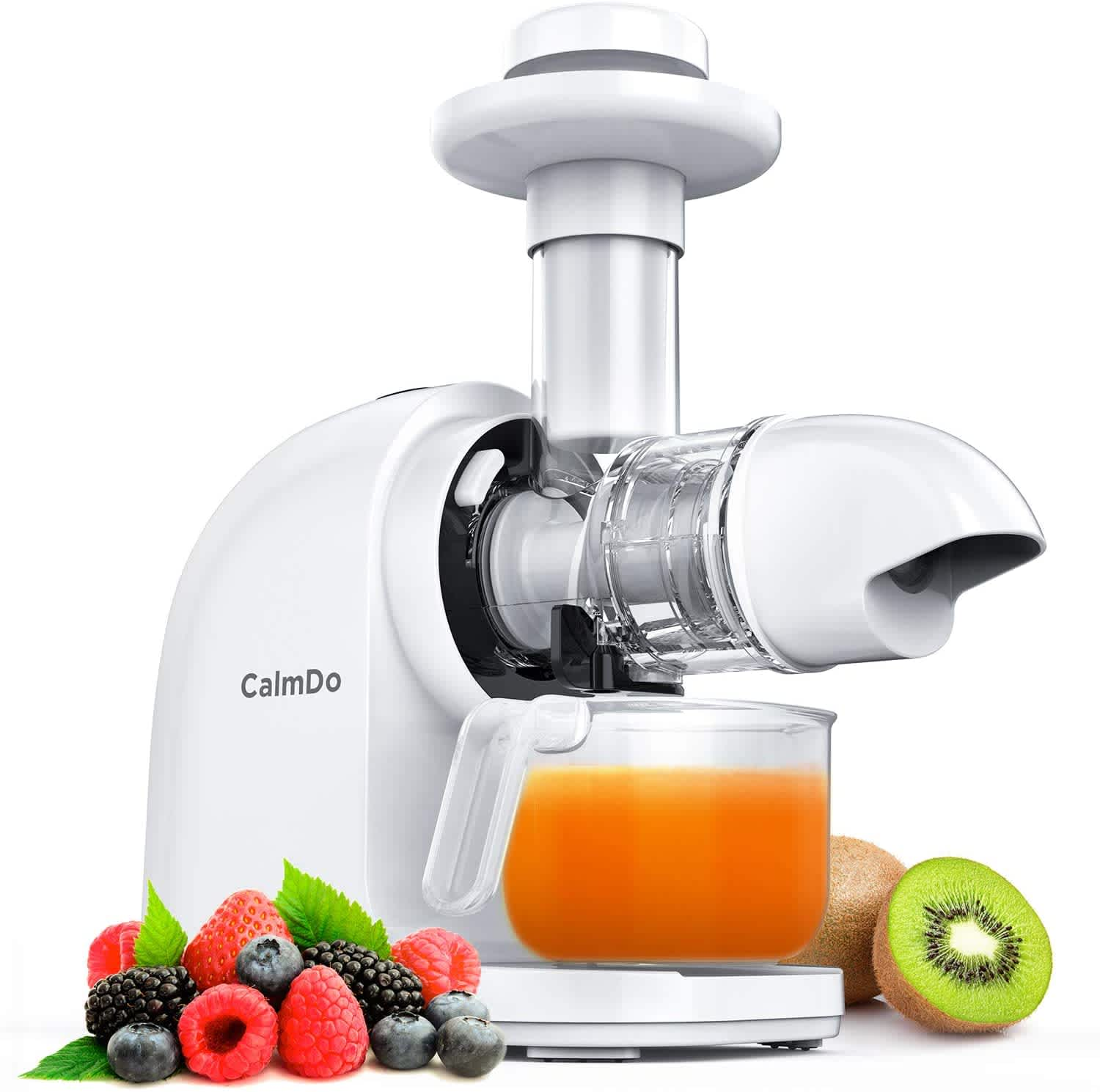 CalmDo Masticating Juicer