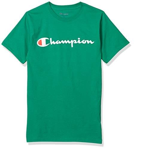 Champion 经典 男士圆领 T恤
