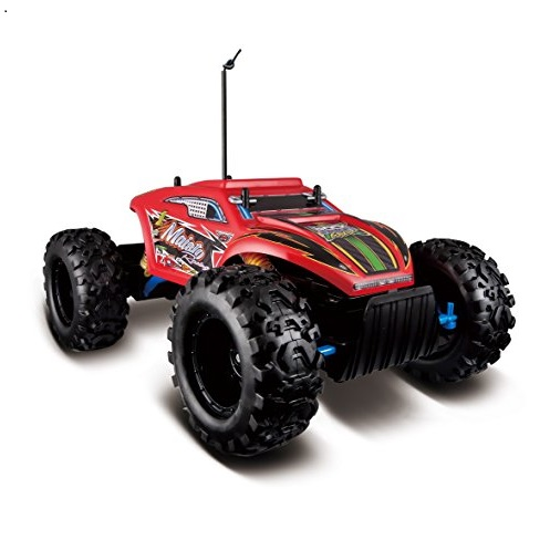 Maisto R/C Rock Crawler Extreme Radio Control Vehicle