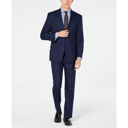 Marc New York by Andrew Marc Men's Modern-Fit Stretch Suit (Various)