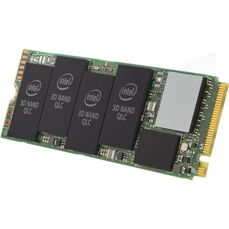 1TB Intel 665p 3D QLC M.2 PCie NVMe Solid State Drive