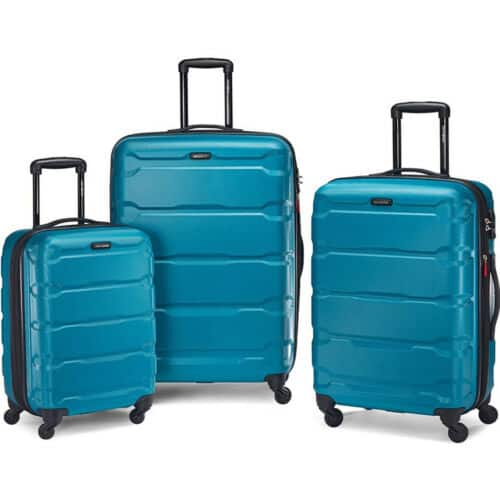 "3-Piece Samsonite Omni Hardside Nested Spinner Set (20"", 24"" & 28"")"