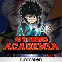 My Hero Academia or Black Clover Seasons (Digital HD Anime)