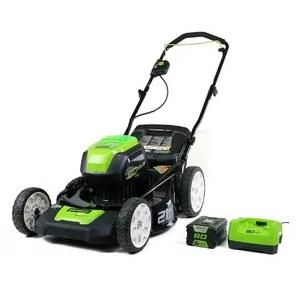 金盒特价!Greenworks 80伏庭院草坪护理工具一日特卖 低至6.5折!