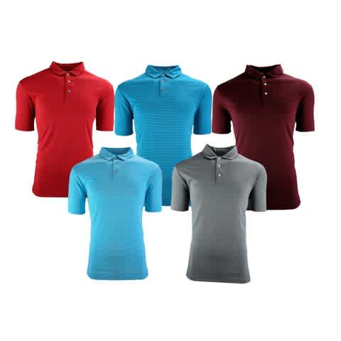 PGA Tour Men's Mystery Polo