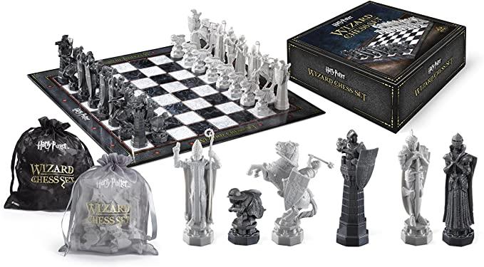 值得收藏!《哈利波特与魔法石》巫师西洋棋