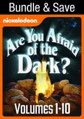 Nickelodeon's Are You Afraid of the Dark? Volumes 1-10 (Digital SD TV Show)