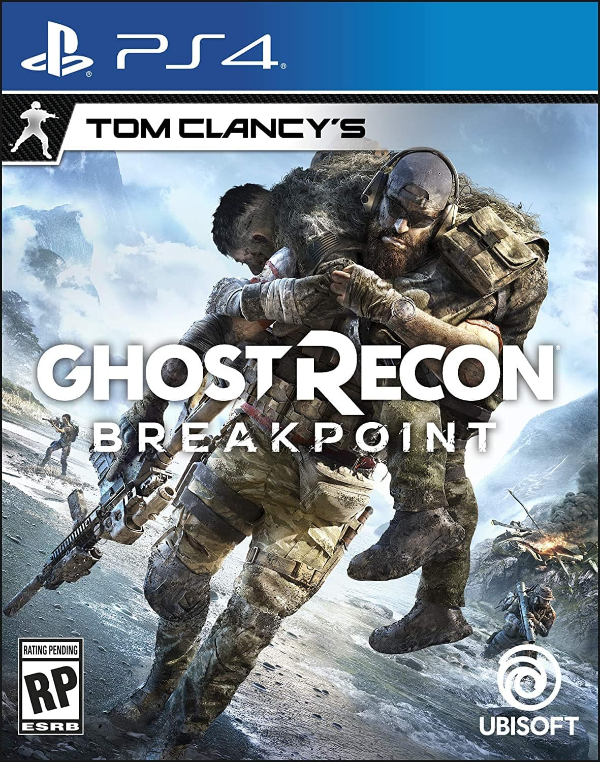 Tom Clancy's Ghost Recon Breakpoint (PS4 / Xbox One)