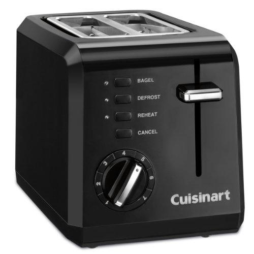 史低价!Cuisinart CPT-122 烤面包机