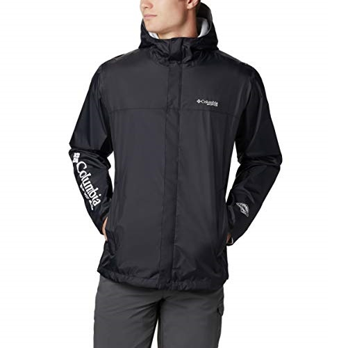 Columbia Men's PFG Storm Jacket, Waterproof & Breathable