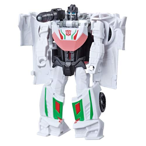 Transformers Toys: Cyberverse Action Attackers: 1-Step Changer Wheeljack