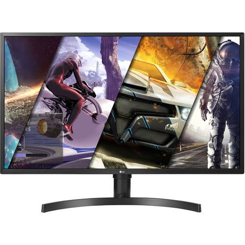 """32"""" LG 32UK550-B 4K UHD 60Hz 4ms FreeSync VA Monitor"""