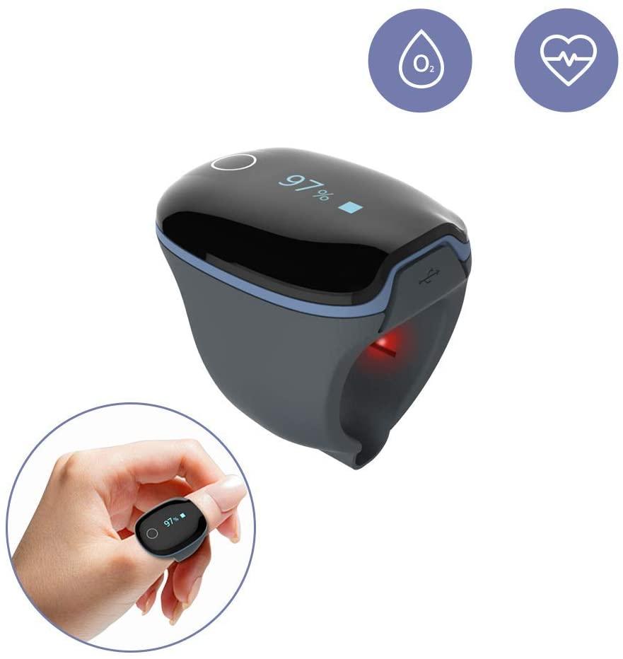Health Ring智能跟踪血氧水平,心率监测
