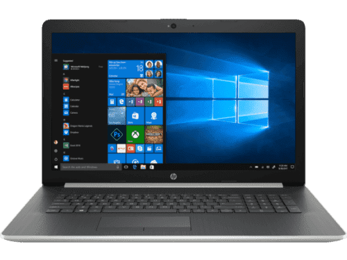 "HP 17z AMD 2nd-Gen. Ryzen 5 17.3"" Touch Laptop"