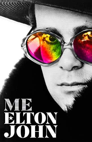 """Me: Elton John Official Autobiography"" Kindle eBook"