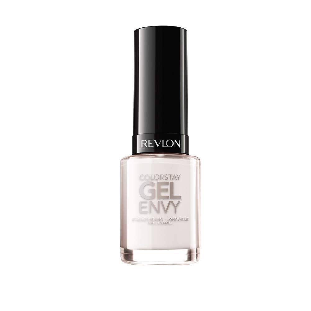 Revlon ColorStay Gel Envy Longwear Nail Polish (Plum/Berry or Nude/Brown)