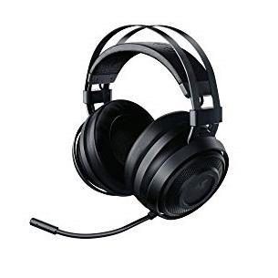 史低价!Razer Nari Essential 7.1声道无线游戏耳机