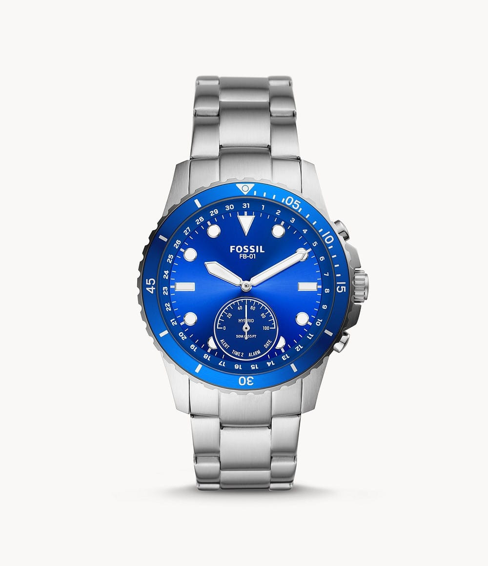 Fossil 30% Off Sale: Fossil Hybrid Smartwatch FB-01 (various styles)