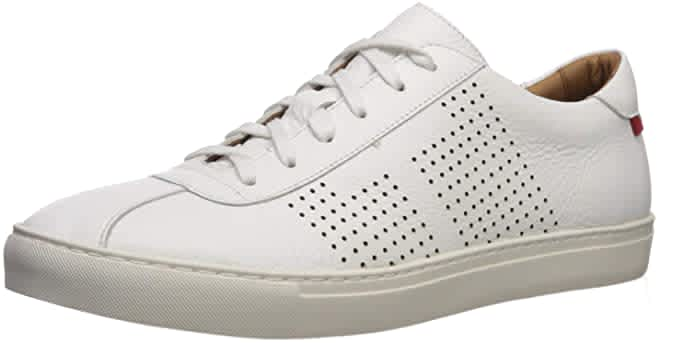 Marc Joseph New York Men's Astor Place Leather Sneakers