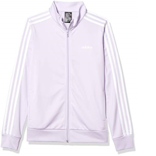 adidas Women's Essentials 3-stripes Tricot Track Jacket