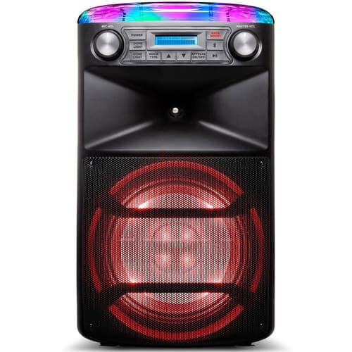 Ion Audio iPA107 Block Party Ultra 120W Portable Karaoke PA System