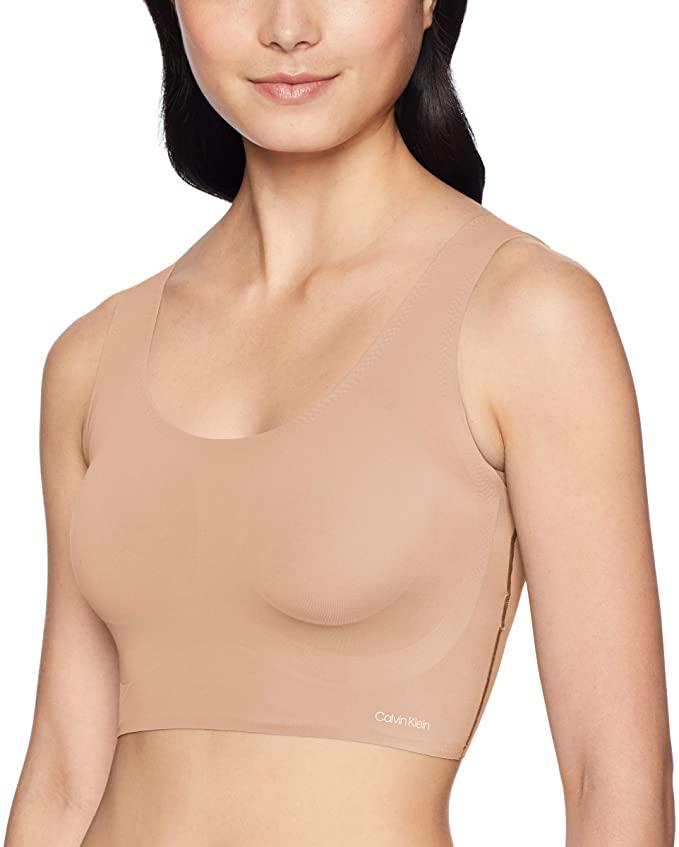 超舒适Calvin Klein全覆盖式无痕运动内衣