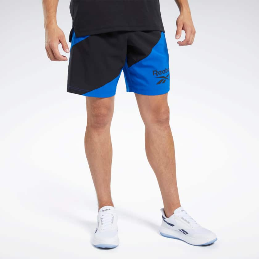 Reebok Apparel: Women's Gigi Hadid Tee $7.20, Men's Workout Ready Graphic Shorts