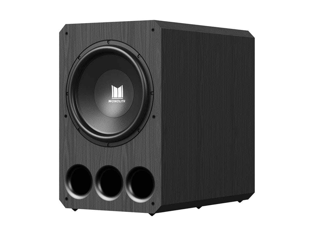 "Monoprice Monolith 15"" THX Ultra Certified Ported 1000-Watt Powered Subwoofer"
