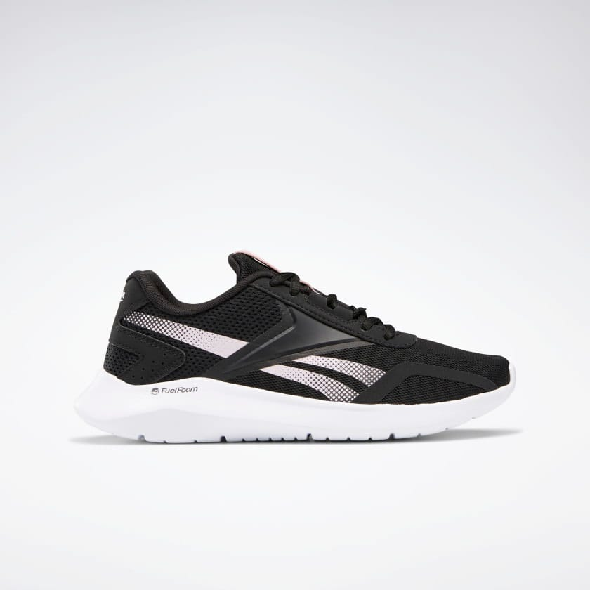 Reebok Women's Energylux 2 Running Shoes (black/pixel pink/white)
