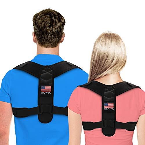 最佳销量美国专利姿势矫正器,对弯腰驼背很有用