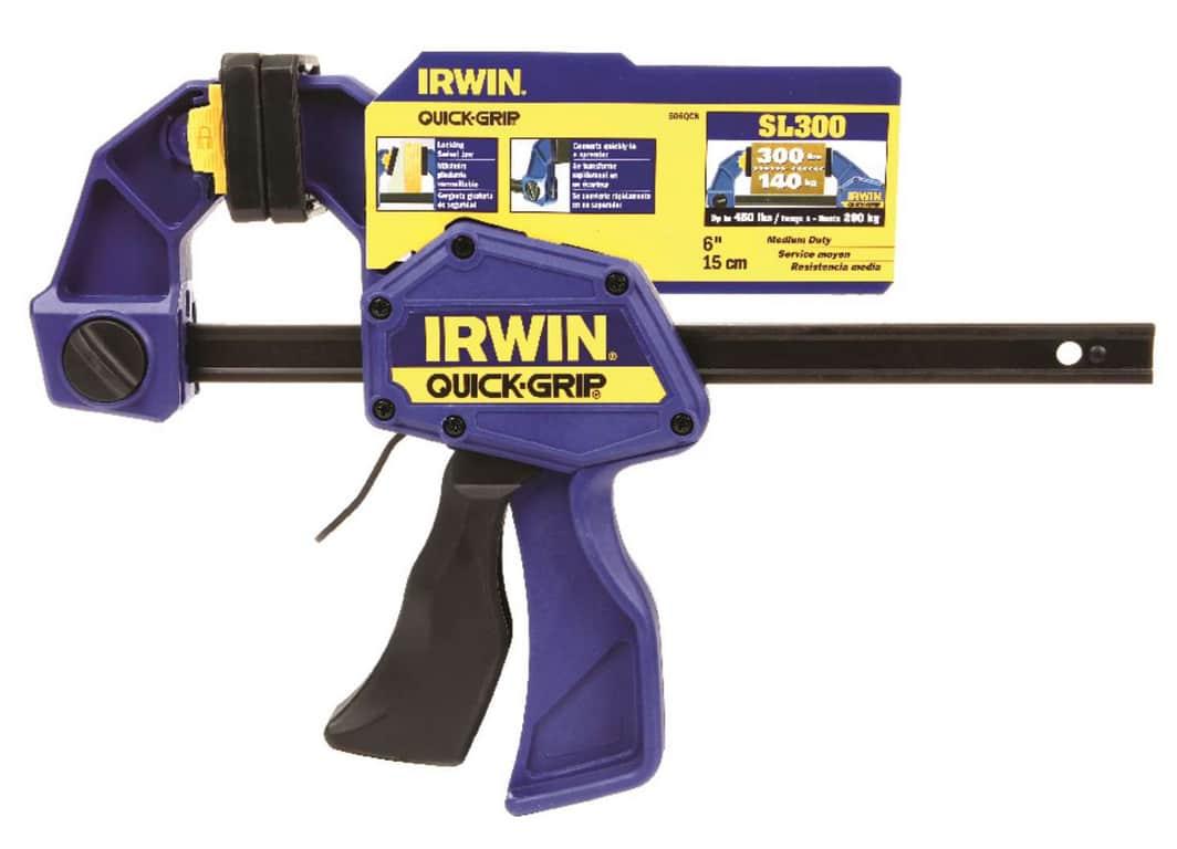 "Irwin Quick-Grip 6"" x 3.5"" Bar Clamp"
