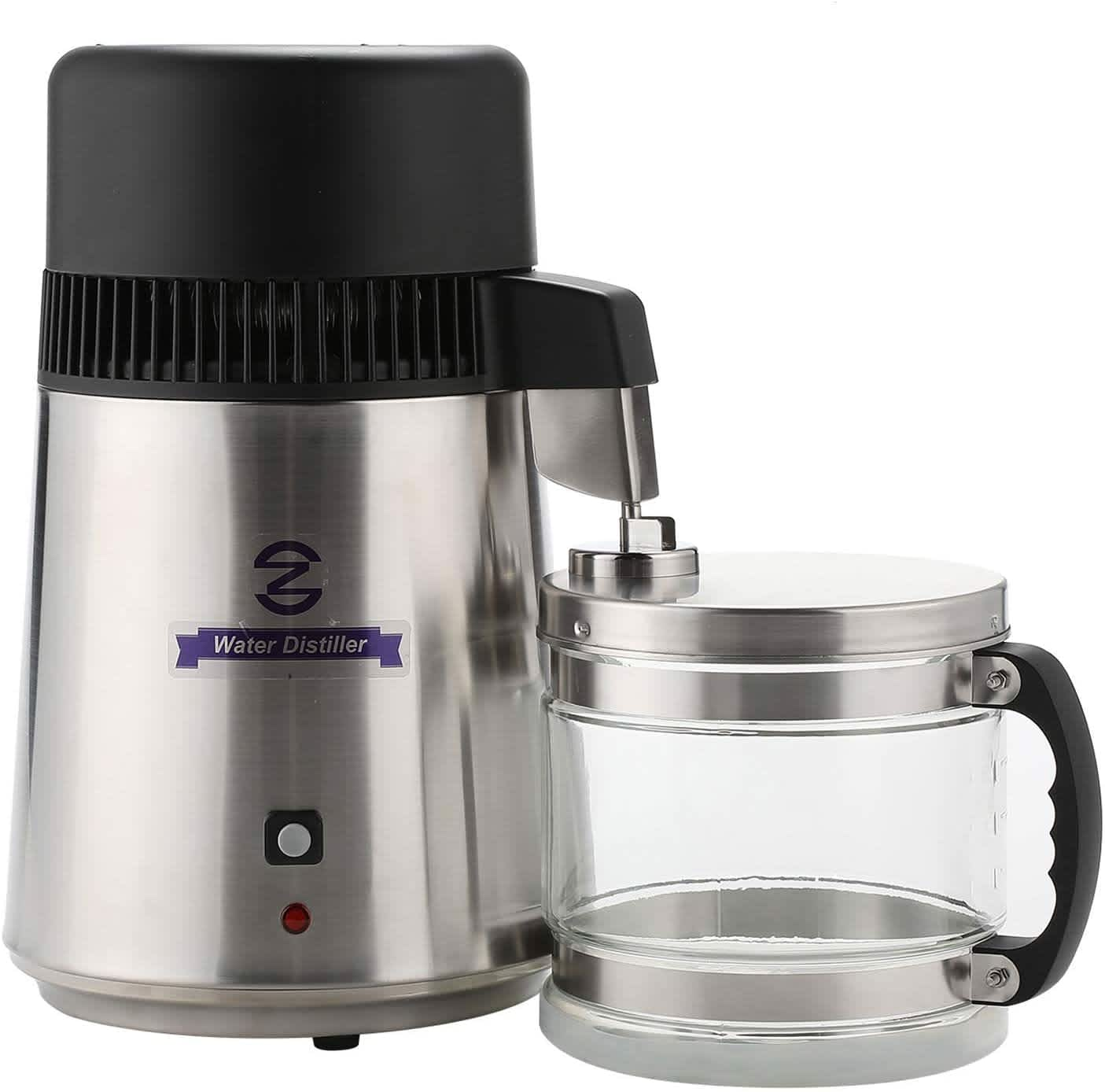 CO-Z Stainless Steel Water Distiller