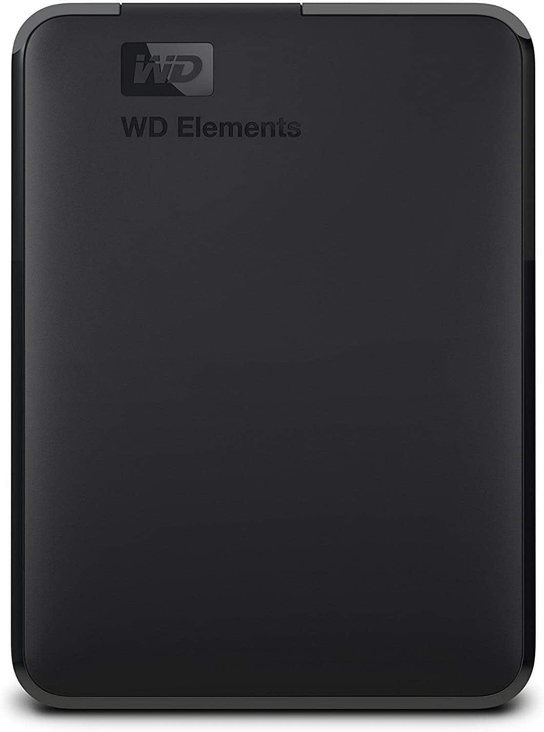 WD Elements 2TB USB 3.0 External Hard Drive