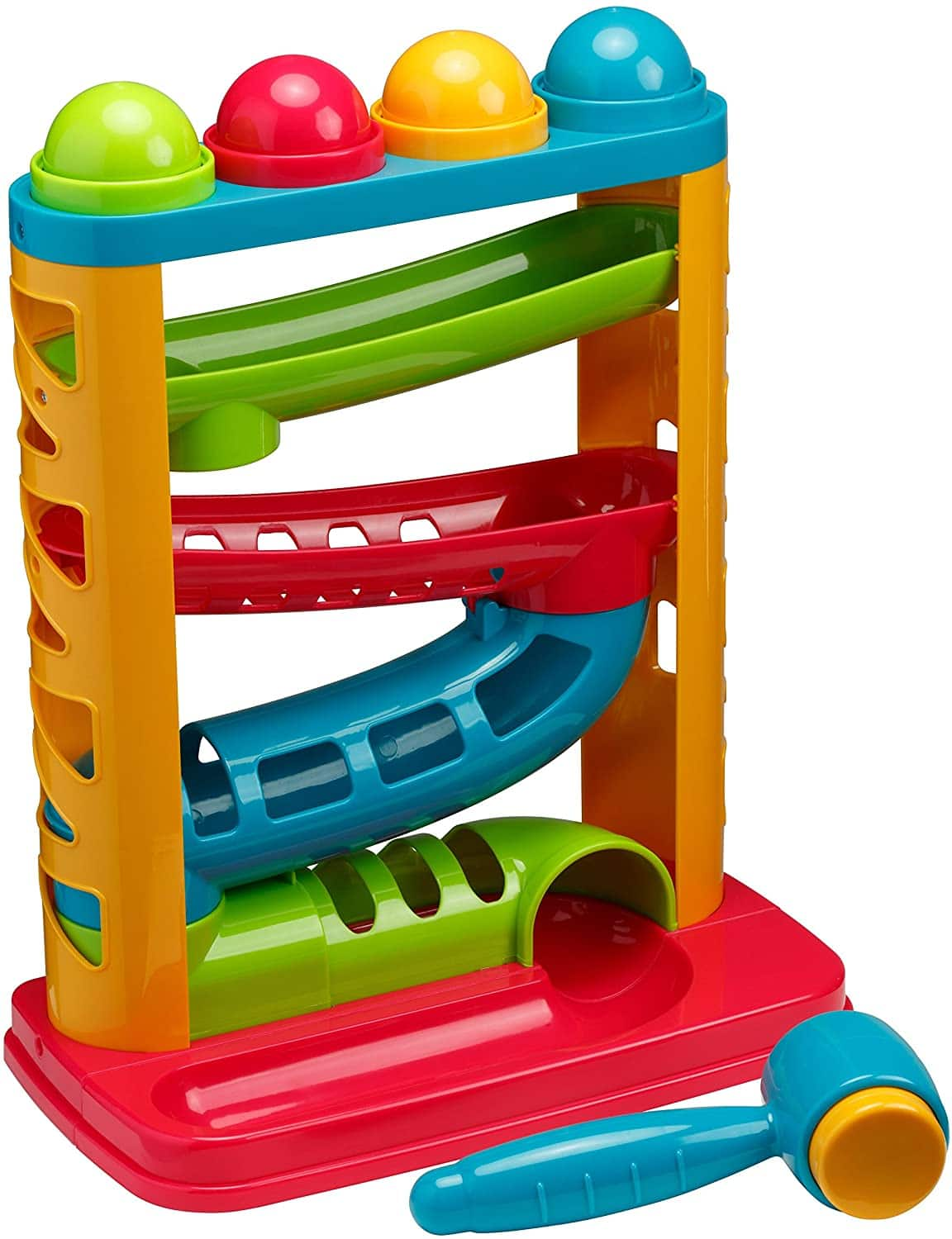 Playkidz: Super Durable Pound A Ball Game for Toddlers