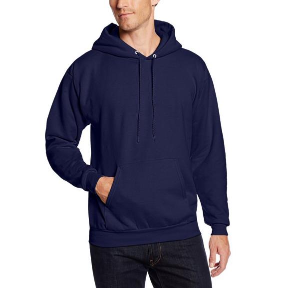 HANES 恒适 Pullover EcoSmart 男款休闲卫衣