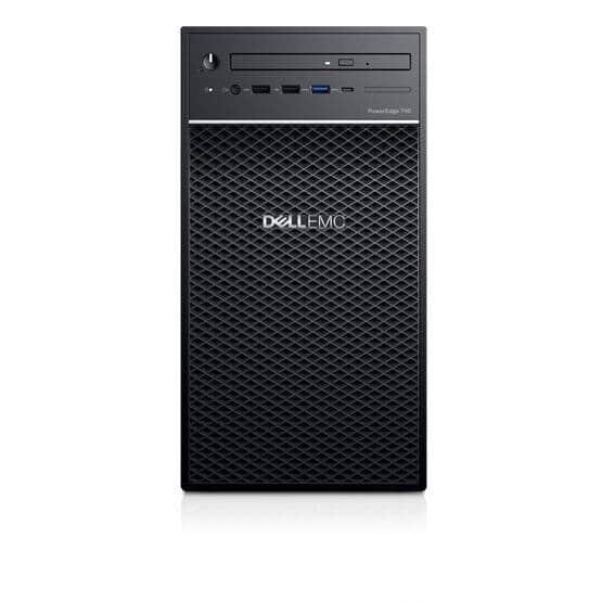 Dell PowerEdge T40 Tower Server: Xeon E-2224G, 8GB RAM, 1TB HDD (No OS)