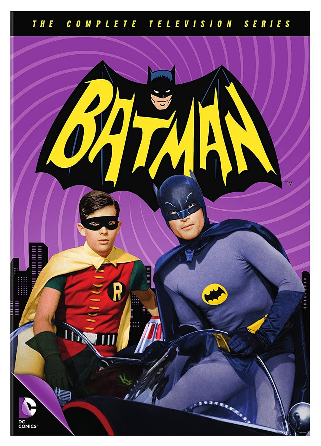 Batman: The Complete 1960s TV Series (Digital HDX)