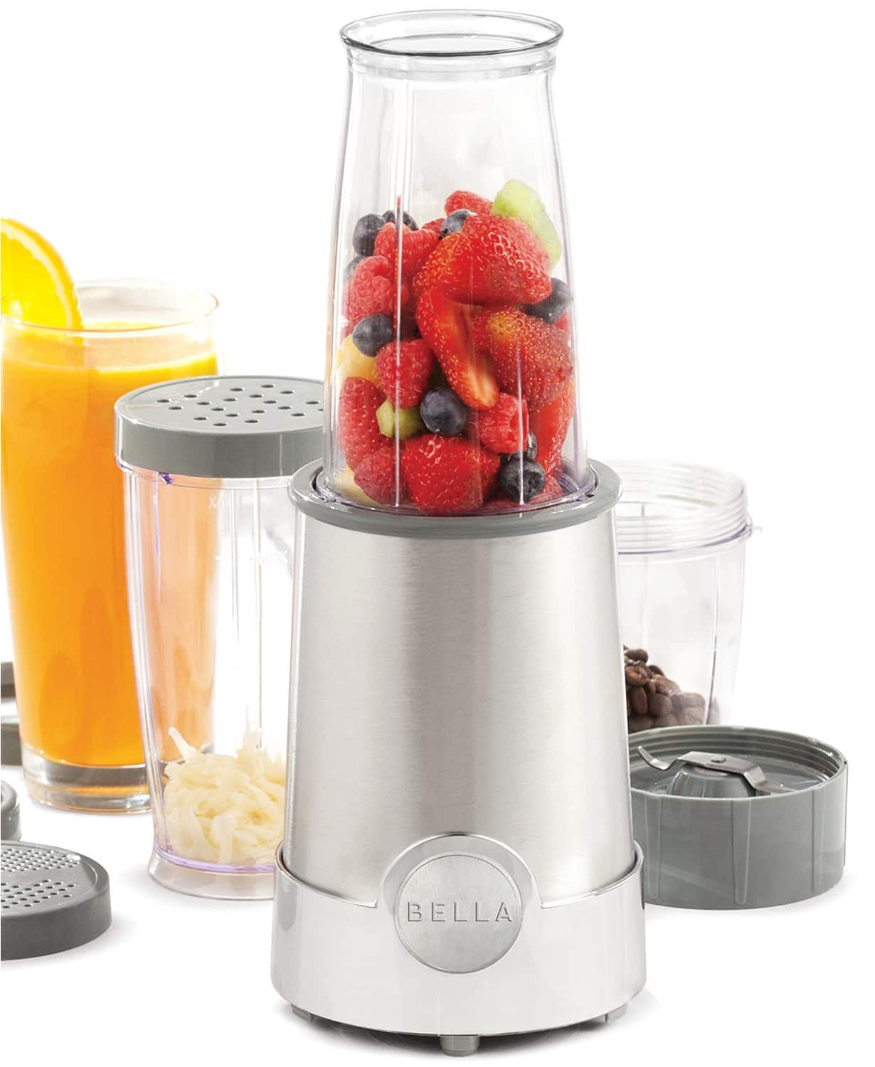 Bella 4-Slice Toaster Oven or Rocket Blender