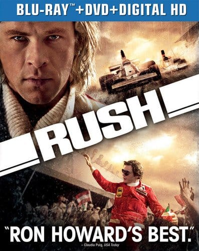 Rush (Blu-ray + DVD + Digital HD)